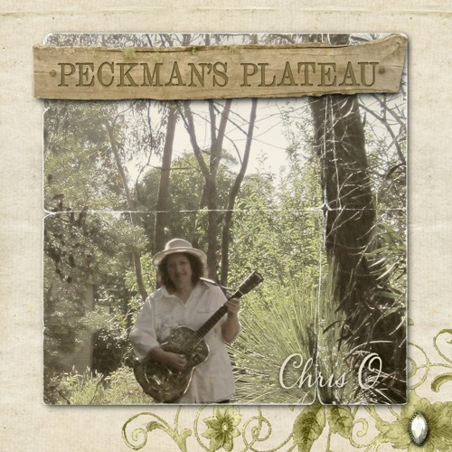Peckman's Plateau CD Cover